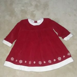Hanna Andersson Holiday Dress Size 80